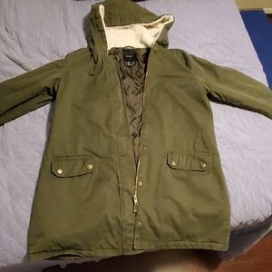 Forever 21 Military Style Jacket